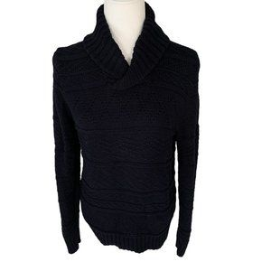 American Eagle Outfitters Sweater M Black Pullover